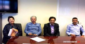 E' stata ufficializzata ieri la collaborazione tra il Consorzio Industriale e il Movimento Sardegna Zona Franca.