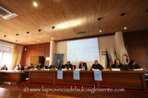 E' stato presentato questa mattina, nella sala consiliare del comune di Sant'Antioco, lo sportello antiviolenza e antistalking dei comuni dell'ambito Plus di Carbonia.