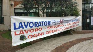 La RSU di IGEA Spa è al fianco dei lavoratori Eurallumina impegnati nella vertenza per il rilancio produttivo.