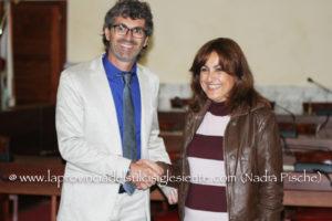 L'ing. Giuseppe Baghino è ufficialmente da oggi il nuovo amministratore unico di Somica.