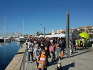 InvitaS 2016 ha centrato un bis da record al porto di Cagliari, con oltre 150mila visitatori in cinque giorni.