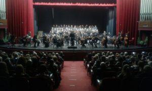 Domani, alle 18.00, nella chiesa di Sant'Anna, a Cagliari, concerto del Coro e dell'Orchestra del Conservatorio.