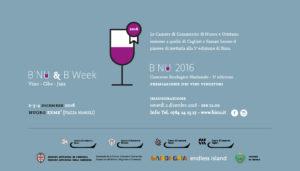 Venerdì 2 dicembre, a Nuoro, si terranno la conferenza stampa e la premiazione dei vini vincitori della V edizione del Concorso Enologico Nazionale Binu.
