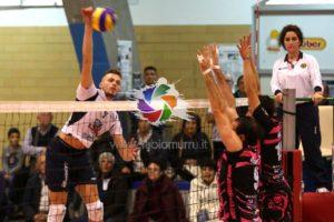 VBA/Olimpia Sant'Antioco in campo alle 15.00 sul campo del Cus Insubria Volley Varese, per la nona di ritorno della B1 di volley maschile.