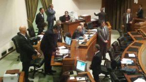 Il neo consigliere regionale Alfonso Marras (Udc), subentrato a Gianni Tatti, ha giurato in Aula.
