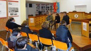 La leggenda della grande guerra vista attraverso il libro a fumetti di Bepi Vigna e Gildo Atzori, presentato a San Giovanni Suergiu.