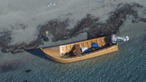Con il bel tempo, nonostante le temperature notturne siano tutt'altro che miti, sono ripresi gli sbarchi di migranti sulle coste del Sulcis.