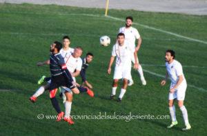 Samassi-Carbonia è il big match dell'11ª giornata di andata del girone A del campionato di Promozione regionale.