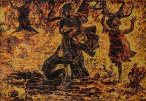 """Sabato, a Villacidro, verrà inaugurata la mostra """"Dino Marchionni, gli anni '50 e '60"""", 50 opere tra litografia, tempera e acquarello."""