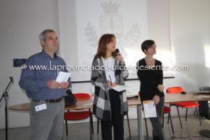 """E' stata inaugurata questa mattina la rassegna """"L'isola dei libri – Vetrina dell'Editoria Sarda: Carbonia una miniera di Cultura""""."""