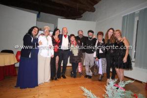 """Ieri sera, presso la comunità di Via Marconi, a Carbonia, si è svolta una serata di solidarietà con """"Il Musichiere""""."""