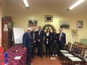 A 49 anni dalla nascita del Rotary Club di Iglesias si è costituito per la prima volta nel Sulcis Iglesiente un Club Rotaract.