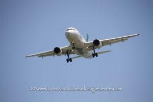 Su richiesta del governatore Solinas, il ministro Toninelli ha prorogato per 12 mesi la continuità territoriale aerea.