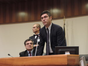 Il sindaco di Nuoro Andrea Soddu è il nuovo presidente del Consiglio delle Autonomie Locali. Succede a Giuseppe Casti, ex sindaco di Carbonia.