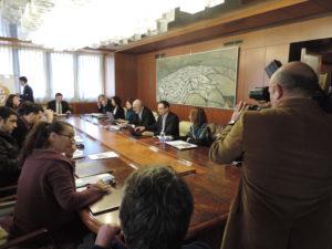 Questa mattina il presidente del Consiglio regionale ha illustrato i dati e i risultati di un anno di lavoro del Parlamento sardo.