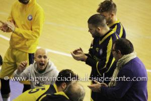 Dopo l'impresa compiuta sul campo della capolista Esperia, l'Automek Calasetta oggi ospita la Bvolution Ferrini Basket.