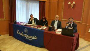 """In un incontro con l'assessore Erriu, Confartigianato ha presentato i dati del """"Sistema delle Costruzioni"""" della Sardegna."""