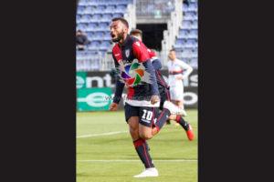 La travolgente vittoria sul Genoa ha lanciato il Cagliari al decimo posto e ha di fatto chiuso il discorso salvezza.