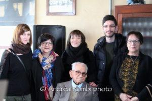 Carbonia ha festeggiato oggi il suo nuovo centenario: Luigi Zara.