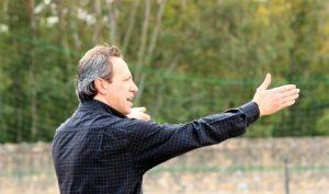 Claudio Sanna non è più l'allenatore della Monteponi, s'è dimesso ieri sera dopo la sconfitta di Selargius.