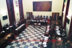 Il Consiglio comunale di Carbonia tornerà a riunirsi giovedì 27 aprile, alle 18.30, nella sala polifunzionale di piazza Roma.