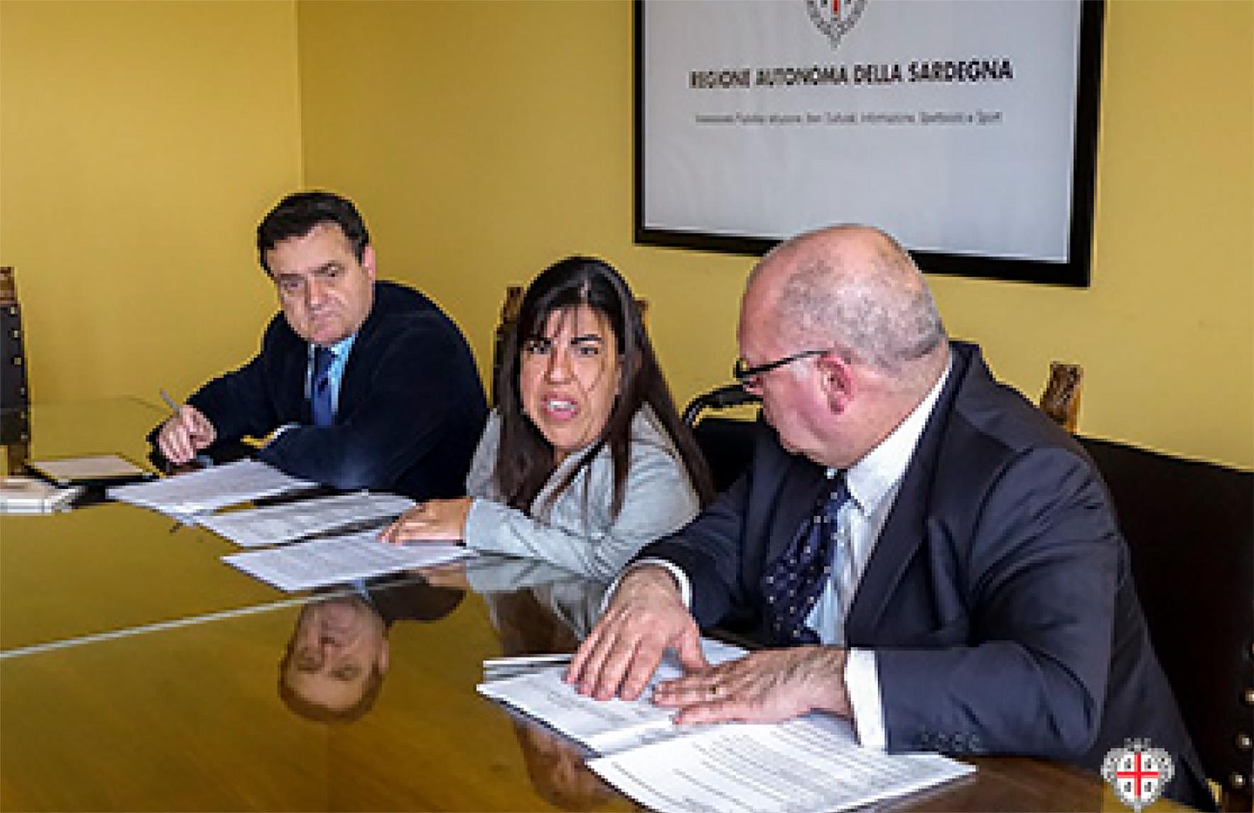 Al via la collaborazione tra Regione Sardegna e Rai Sardegna per la valorizzazione della cultura e della lingua sarda