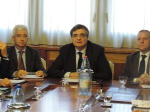 Raffaele Paci: «Affrontiamo l'emergenza del mondo agro-pastorale ma la crisi va risolta per sempre».