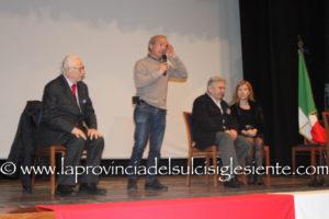 """Il teatro Centrale di Carbonia e l'Istituto """"Francesco Ciusa"""" di Nuoro hanno ospitato due giornate dedicate al ricordo della Shoah."""