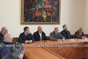 A Carbonia i gruppi di minoranza hanno avviato una nuova stagione politica in opposizione al Movimento 5 Stelle.