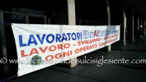 La RSU Eurallumina sollecita le definitive autorizzazioni per il riavvio della produzione nello stabilimento di Portovesme.