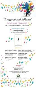"""Sabato pomeriggio, a Carbonia, verrà presentato il libro """"H&J"""", di Paolo Montaldo."""