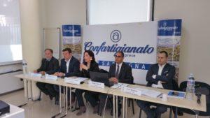 """E' stato presentato stamane, a Cagliari, il 2° """"Rating della Regione Sardegna"""" realizzato da Confartigianato Imprese Sardegna e OpenPolis."""