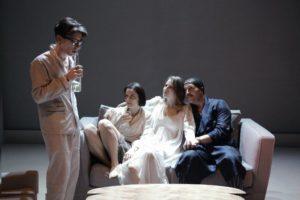 """Martedì 4 aprile, il Teatro centrale di Carbonia, dalle 20.45, ospita """"I vicini"""" di Fausto Paravidino."""