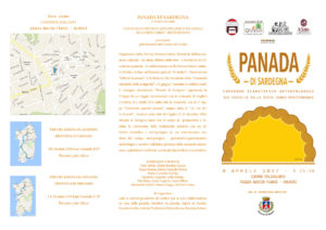 """Si terrà l'8 aprile, a Oschiri, il convegno scientifico-antropologico sui gioielli della dieta sardo-mediterranea denominato """"Panada di Sardegna""""."""