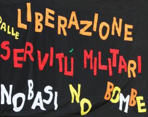 """Il Comitato No basi ha organizzato tre iniziative su """"repressione e resistenze"""", a Sassari, Nuoro e Cagliari."""