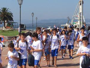 Per il secondo anno di fila la Dinamo Sassari, in collaborazione con Costa Eventi, sceglie l'Isola di Sant'Antioco per l'Open Dinamo Camp.
