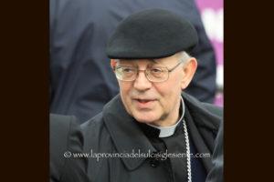 Mons. Giovanni Paolo Zedda (vescovo di Iglesias): «Con dispiacere e con grande apprensione ho appreso degli imminenti licenziamenti alla RWM di Domusnovas per la riduzione di commesse».