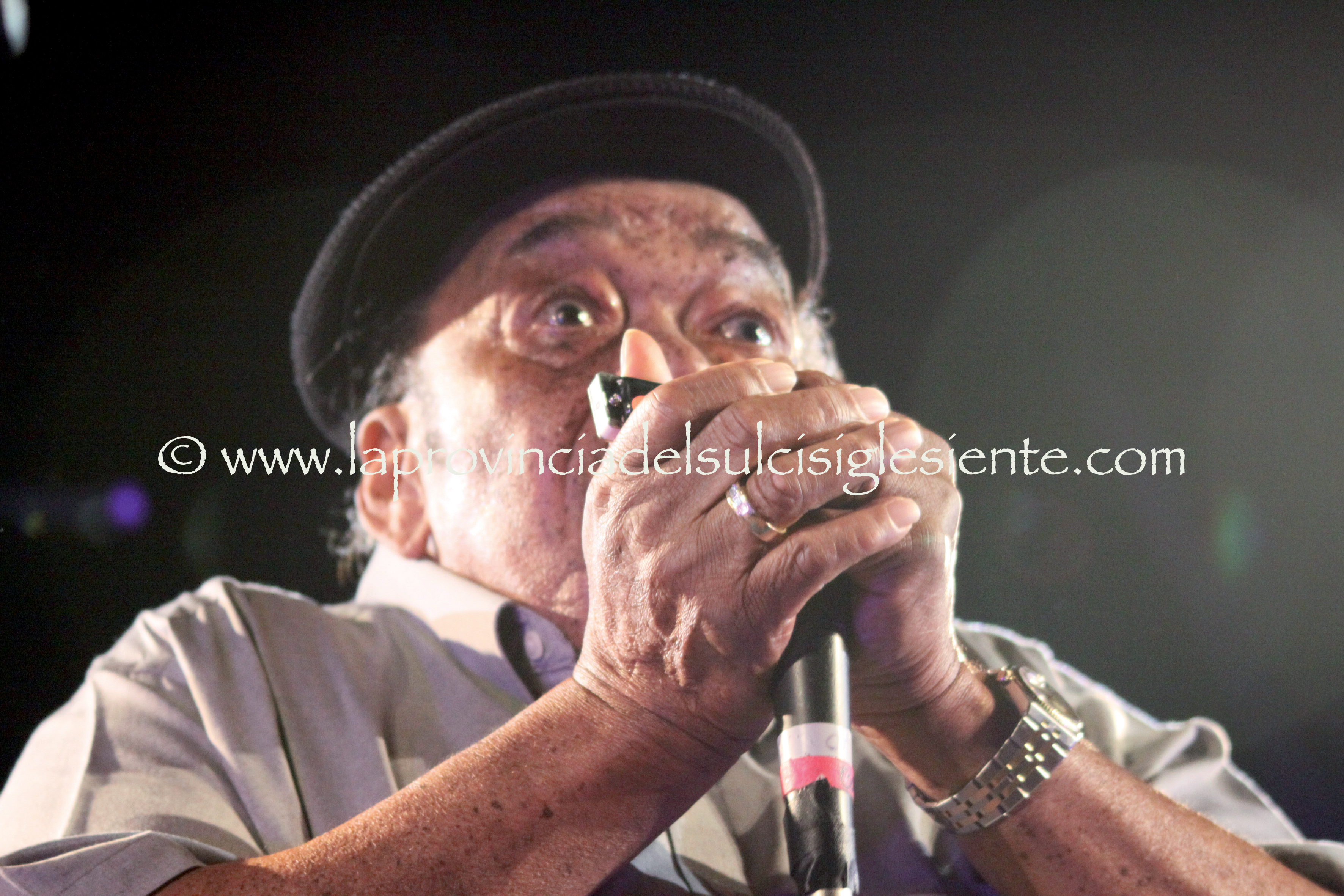 James Cotton, addio alla leggenda del blues