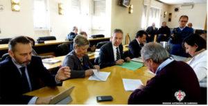 Sono stati firmati stamane, a Macomer, gli accordi per i lavoratori ex Legler, tra Regione, Comuni e sindacati.