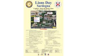 Si terrà domenica 2 aprile il Lions Day del Centenario a Monte Claro, a Cagliari.
