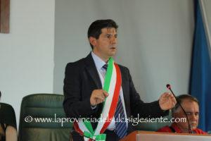 Il ministro Savona al sindaco di Domusnovas: «Terrò presente il lavoro svolto dal comune di Domusnovas, al fine di realizzare la zona franca nel territorio comunale».