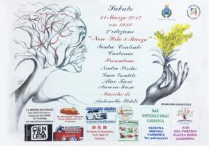 """Il Teatro Centrale di Carbonia, sabato 11 marzo, ospiterà la 2ª edizione dello spettacolo """"Non solo 8 marzo""""."""