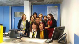 L'ufficio postale di Carbonia Centro, in piazza Rinascita, è stato premiato a Roma, al Meeting degli operatori di sportello di Poste italiane.
