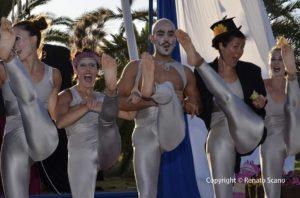 """""""Domenica volante"""" col Circus MACCUS al Parco delle Emozioni di Molentargius."""