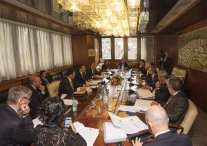I temi legati al federalismo fiscale sono stati affrontati nella seconda giornata di lavori, a Cagliari, dai presidenti delle assemblee elettive.
