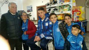 Brillanti risultati degli atleti della società Scuola di karate Goju Kai Sardegna di Musei al Trofeo Primavera di Uri.