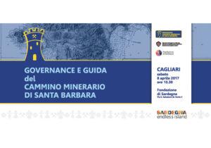 Sono state presentate oggi, a Cagliari, la Fondazione  e la Guida del Cammino Minerario di Santa Barbara.