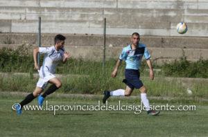 Il Carbonia ha battuto 4 a 3 il Sant'Elena e conserva 3 punti di vantaggio sul Guspini Terralba, avversario del primo turno dei play-off promozione.