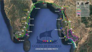 Una proposta dell'associazione Parco Marino Protetto GolfodiPalmas per valorizzare il territorio.