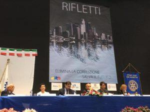 """Si è svolto sabato 1 aprile, a Carbonia, un incontro di approfondimento e formazione su """"La lotta impegnativa della magistratura contro la corruzione""""."""